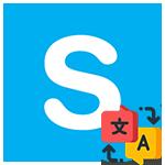 Как поменять язык в Skype