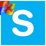 Не работает Skype на Windows XP