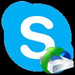 Как восстановить контакты в Skype