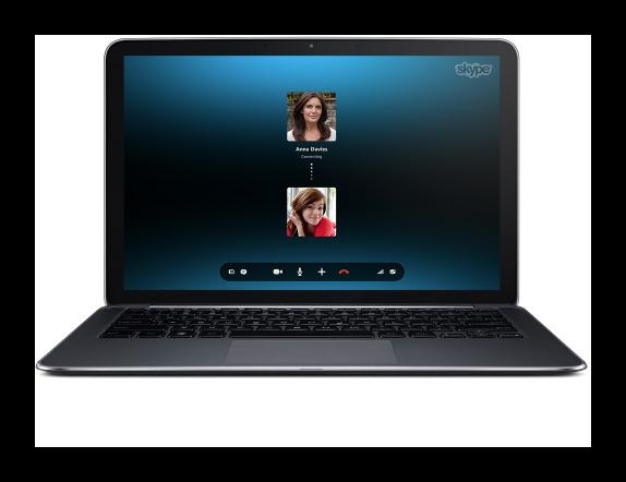 Картинка Звонки в Skype