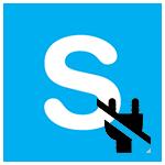 В Skype нет соединения